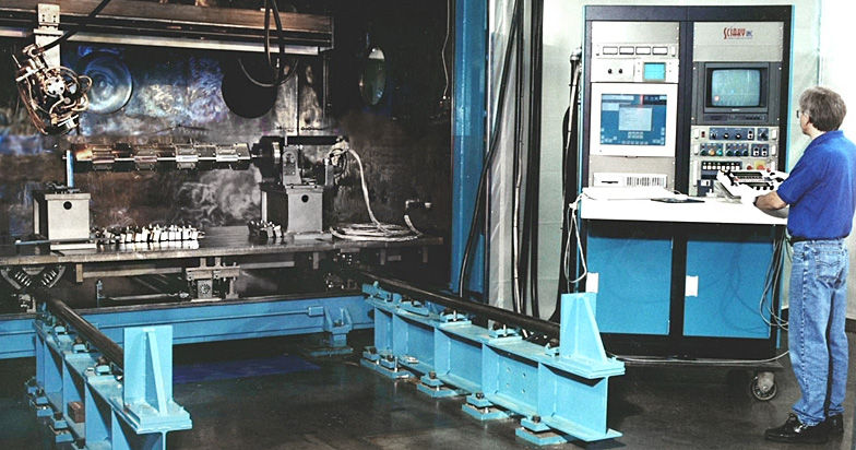 Used Electron Beam Welder
