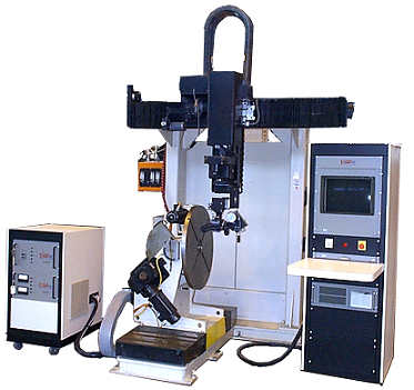 Refurbished Sciaky Arc Welding Machine