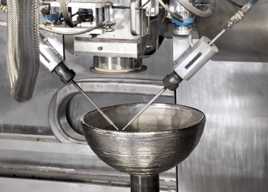 titanium additive manufacturing system sciaky